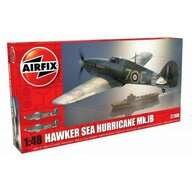 Airfix - Kit constructie avion Hawker Sea Hurricane MK.IB 1:48