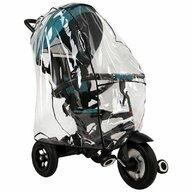 QPlay - Aparatoare ploaie pentru tricicleta