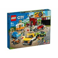 Set de joaca Atelier de tuning LEGO® City, pcs  897