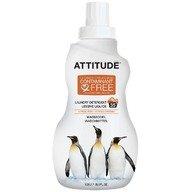 Attitude - Detergent lichid pentru rufe- 35 spalari, Coaja de citrice