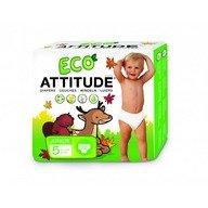 Attitude - Scutece ecologice de unica folosinta marime 5  (12kg)