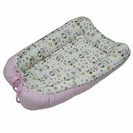 EKO - Suport de dormit Baby Nest Indian din Bumbac, 90x60 cm