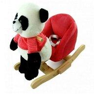 NEFERE - Balansoar Panda din Plus, Plus, Roz