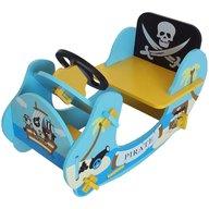 Style - Balansoar din lemn Blue Pirate Boat