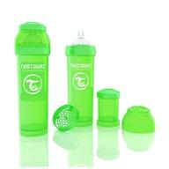 Twistshake  Biberon Anti-colici 330 ml Verde