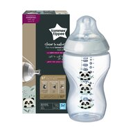 Tommee Tippee - Biberon Closer to Nature Ursuleti Panda din Polypropilena (Pp) 340 ml