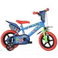 Dino Bikes - Bicicleta copii 12'' Eroii in pijama