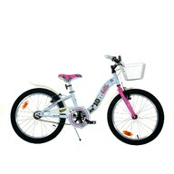 Dino Bikes - Bicicleta cu pedale LOL Surprise