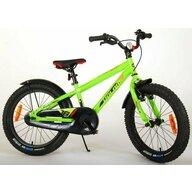 EandL Cycles - Bicicleta cu pedale Rocky, 18 inch, Verde