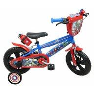 Denver - Bicicleta cu pedale Cu roti ajutatoare Avengers