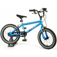 EandL Cycles - Bicicleta cu pedale Cool Rider, Albastru