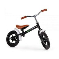 Ecotoys - Bicicleta fara pedale N2004 Cu aripi la roti, Negru