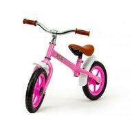 Ecotoys - Bicicleta fara pedale N2004 Cu aripi la roti, Roz