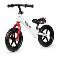 Kidwell - Bicicleta fara pedale Rebel, Alb