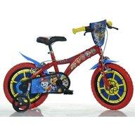 Dino Bikes - Bicicleta copii 14 inch, Paw Patrol