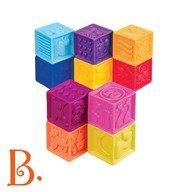 B.Toys Cuburi moi 10 buc