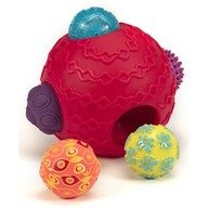 B.Toys Set 6 mingi colorate