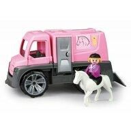 Lena - Camion Truxx Cu figurina si accesorii, Pentru cai
