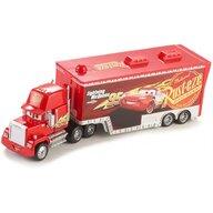 Camion Mack Hauler Cu masinuta, Din metal  by Mattel