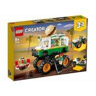 Camion Gigant cu burger LEGO® Creator, pcs  499