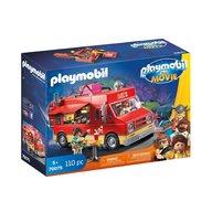 Playmobil - Camionul cu mancare al lui Del
