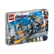 LEGO - Captain America, atacul Outriderilor
