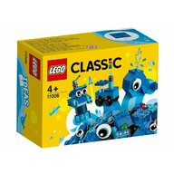Set de constructie Caramizi creative LEGO® Classic, pcs  52, Albastru