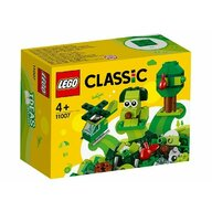 Set de constructie Caramizi creative LEGO® Classic, pcs  60, Verde
