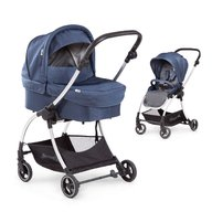 Hauck - Carucior 2in1 Eagle 4S, Denim, Grey