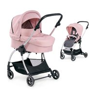 Hauck - Carucior 2in1 Eagle 4S, Pink, Grey