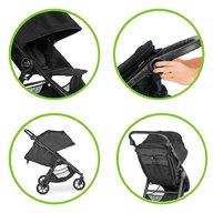 Baby Jogger - Carucior City Mini GT2, sistem 3 in 1, Ember