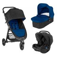 Baby Jogger - Carucior City Mini GT2, sistem 3 in 1, Mystic