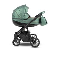 Camarelo - Carucior copii 3 in 1 Zeo Eco zeo-eco-4, Verde