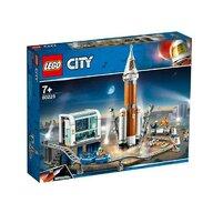 Set de constructie Centrul de lansare LEGO® City, pcs  837