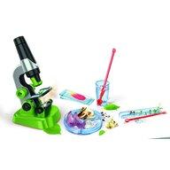 Clementoni - Primul meu microscop, Multicolor
