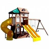 KidKraft - Complex de joaca din lemn Lookout Lodge