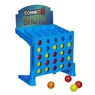 Hasbro - Joc de indemanare Connect 4 Cu aruncari, Albastru