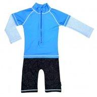 Costum de baie Blue Ocean marime 62- 68 protectie UV Swimpy