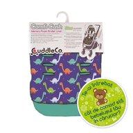 CuddleCo. - Saltea carucior Comfi-Cush Dinosaur Fun