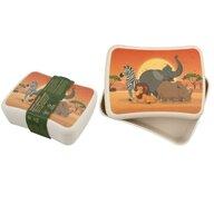 Keycraft - Cutie sandwich Safari din Bambus