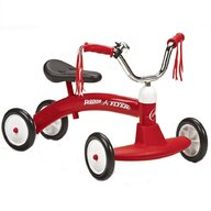 Radio Flyer - Vehicul fara pedale Cvadriciclu Scoot About