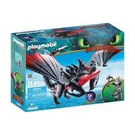 Playmobil - Deathgripper si Grimmel