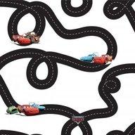 Decofun - Rola tapet 10 x 0,52 m Disney Cars
