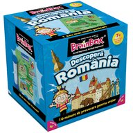 BrainBox - Joc educativ Descopera Romania