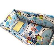 Deseda - Set de aparatori pufoase h39 pat 140x70 cm DeLuxe Oraselul copiilor
