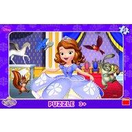 Dino - Toys - Puzzle Printesa Sofia 15 piese
