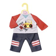 Zapf - Set bluza si pantaloni Dolly Moda 43 cm