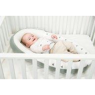 Doomoo - Suport cuibusor pentru bebelusi, Grey