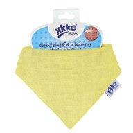 XKKO - Esarfa din bumbac organic, Wax Yellow