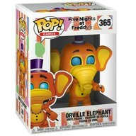 Play by Play - Personaj Orville Elephant 10.5 cm Five Nights at Freddy's din Vinil